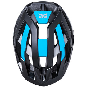 Kali Interceptor Casco, matte black/blue